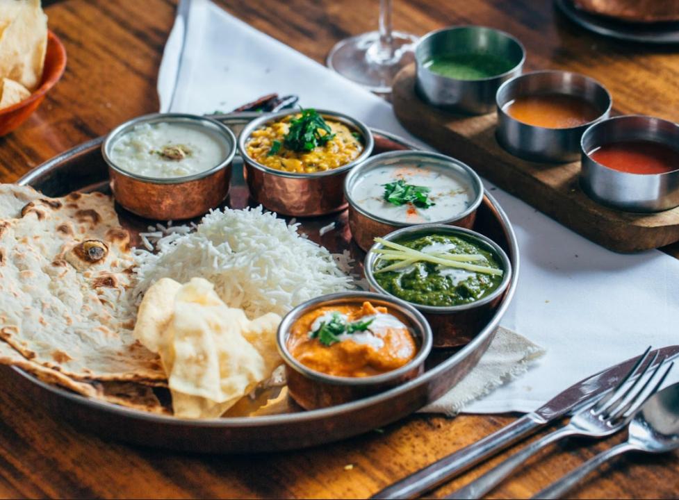 Indian Restaurant in Glasgow City Centre